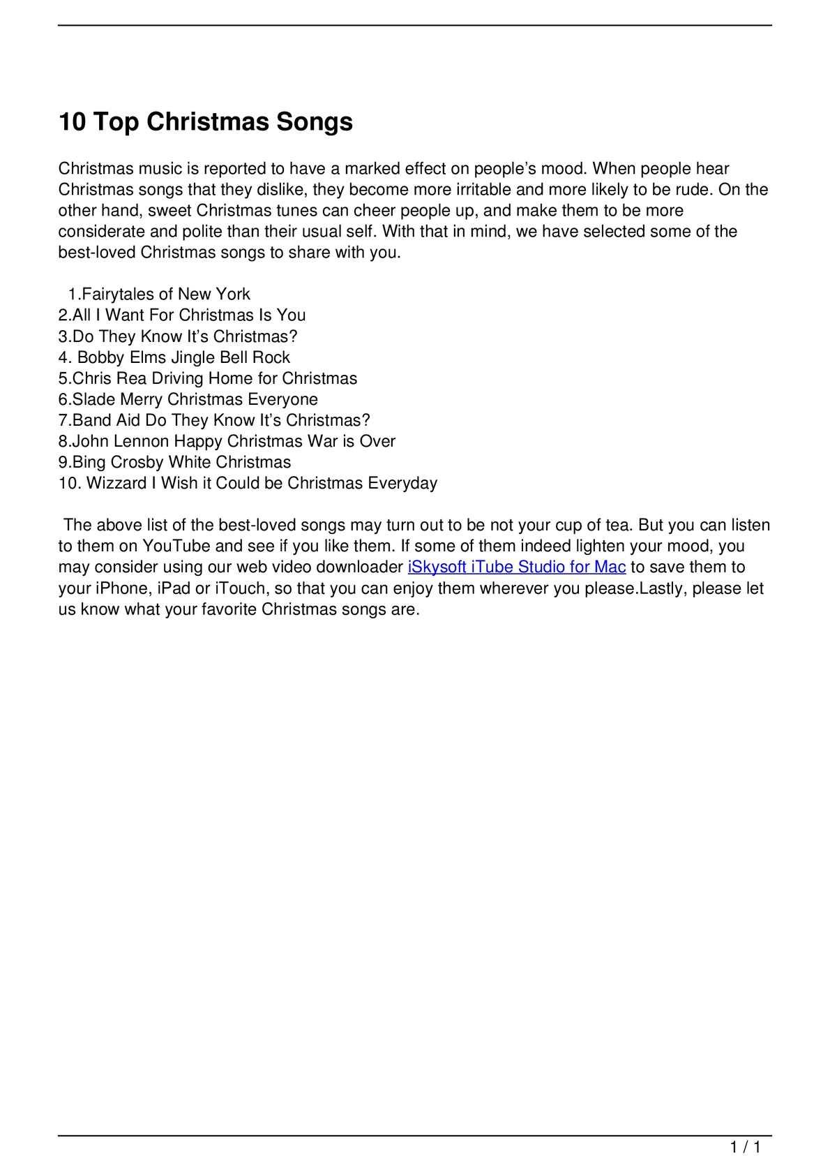 Calaméo - 10_Top_Christmas_Songs