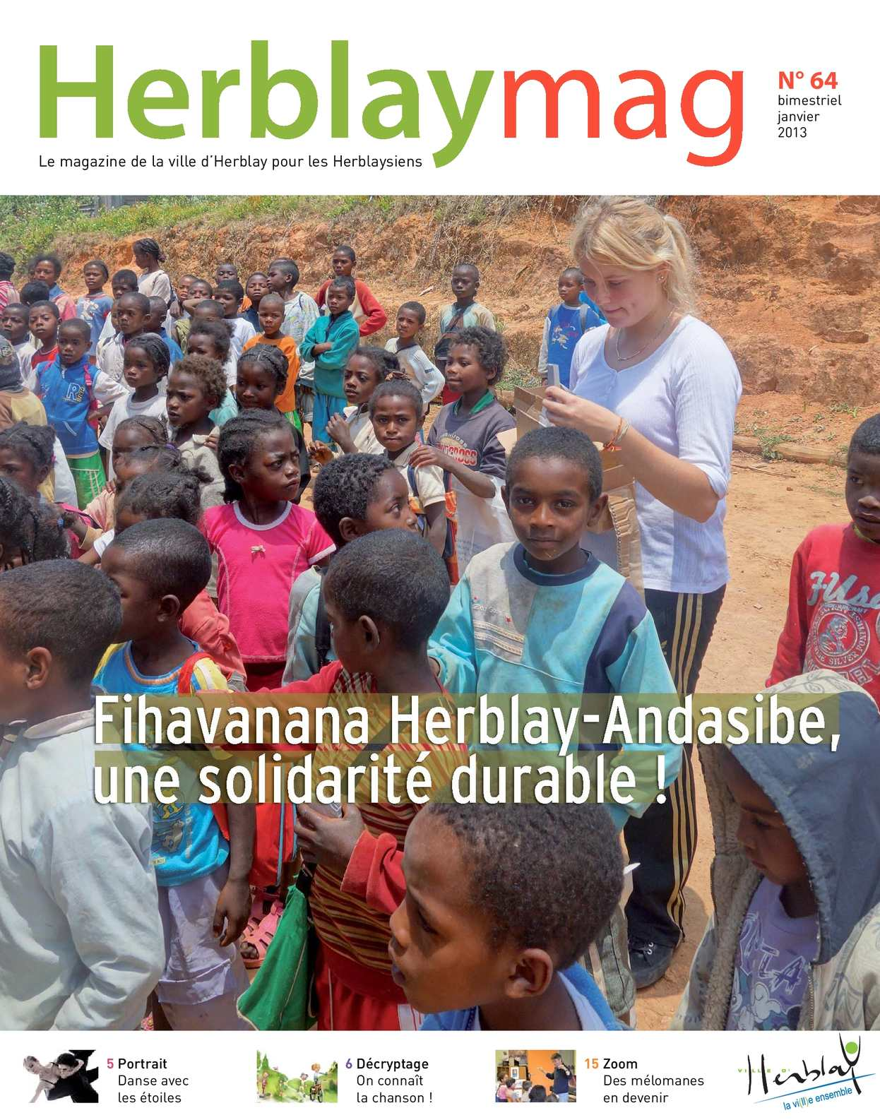 Calam o herblay mag n 64 janvier 2013 - Point p herblay ...