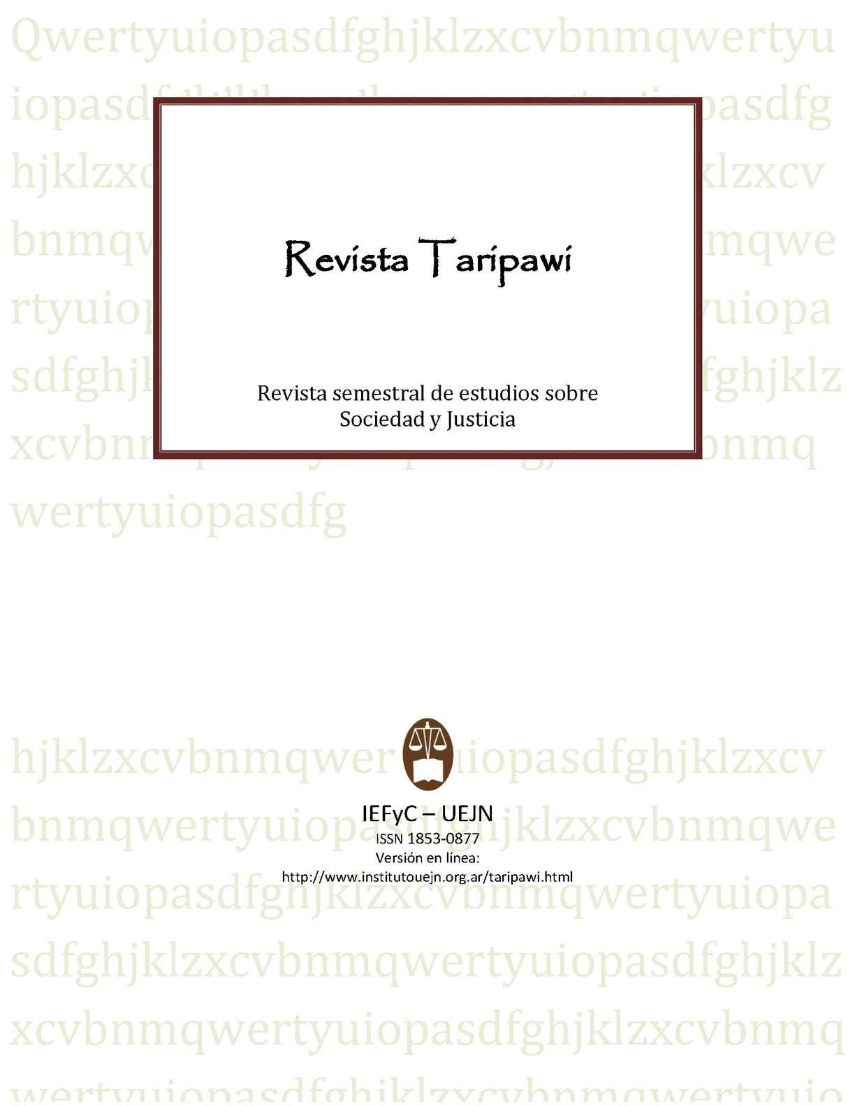 Calaméo - Revista Taripawi Nº2
