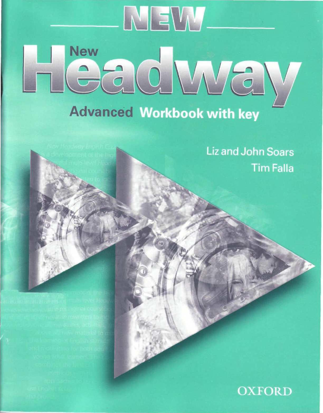 New Headway advanced - workbook