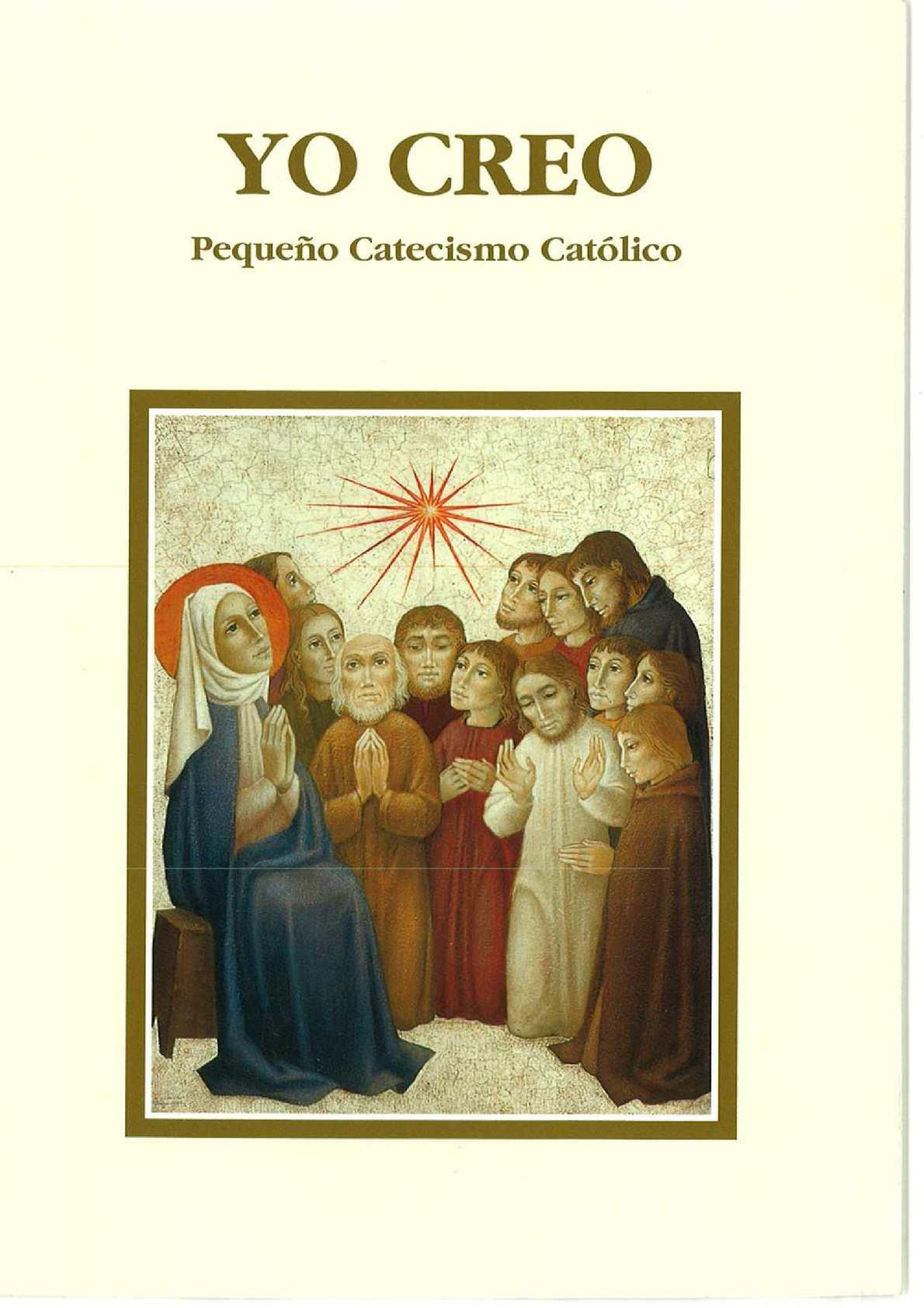 Yo Creo - Pequeño Catecismo Católico
