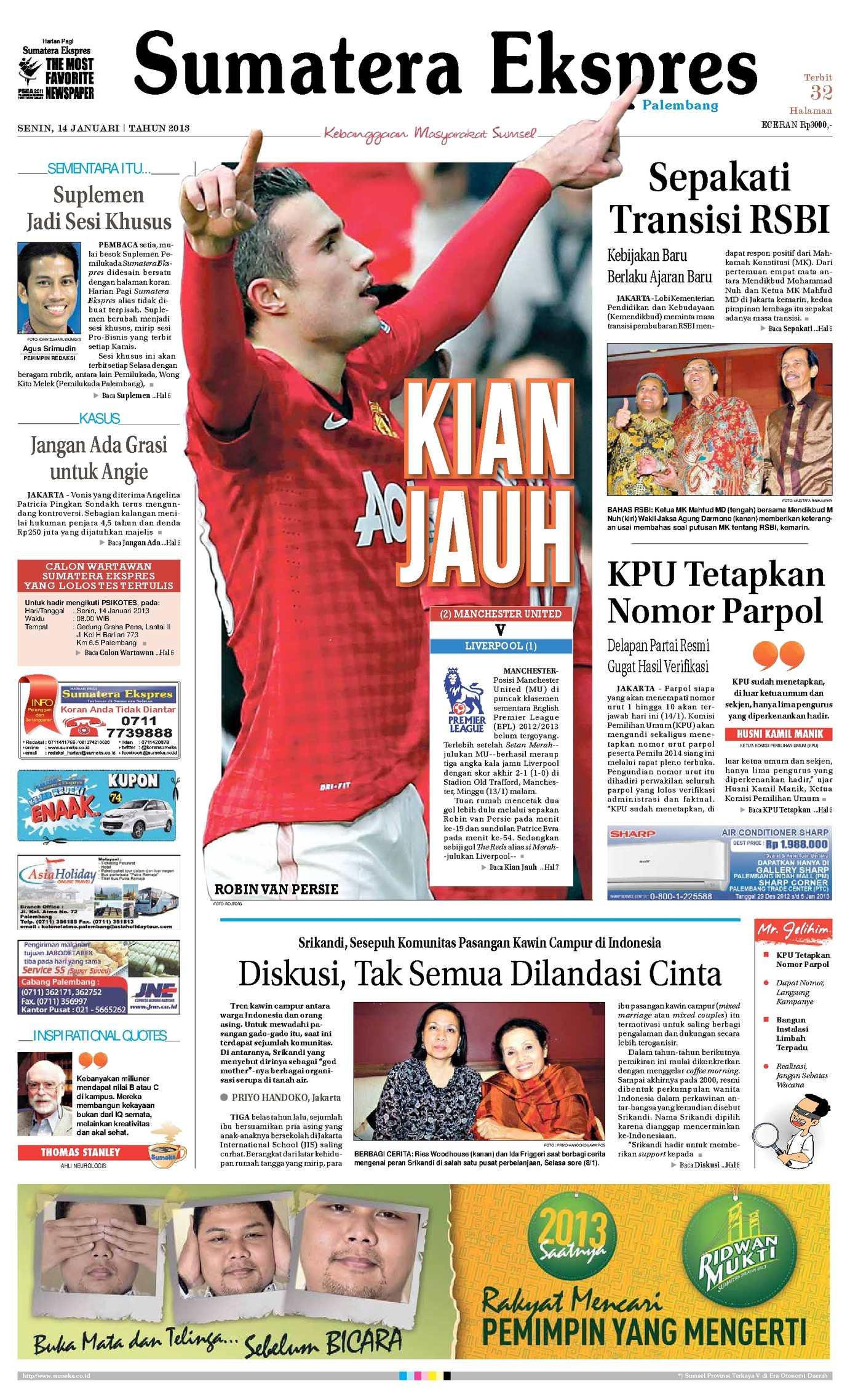 Calaméo - Sumatera Ekspres 14 januari 2013 d126dec608