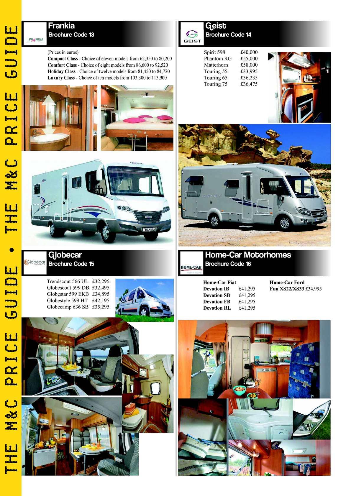 Feb 2013 motorhome campervan calameo downloader page 76 fandeluxe Gallery
