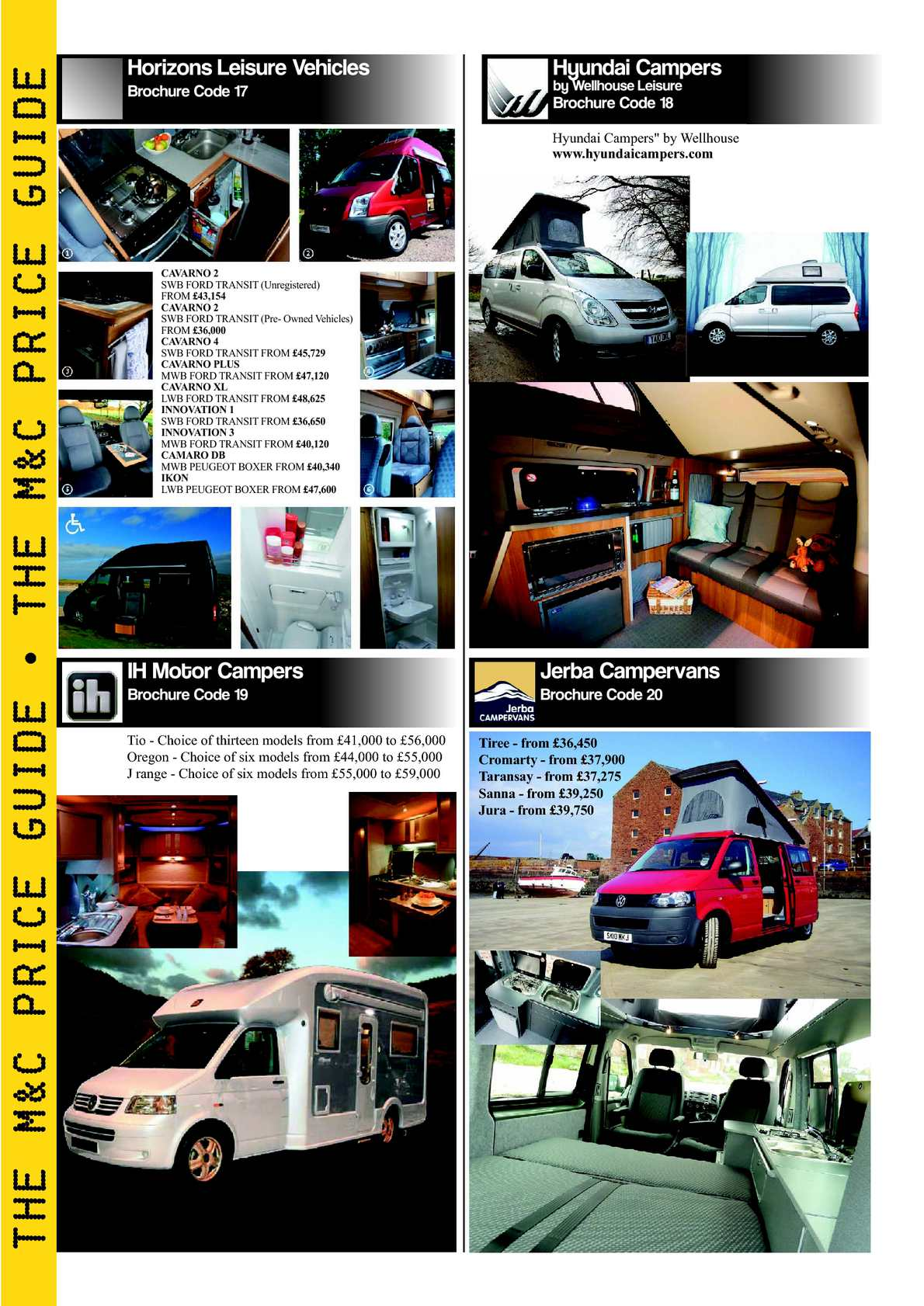Feb 2013 motorhome campervan calameo downloader page 77 fandeluxe Gallery