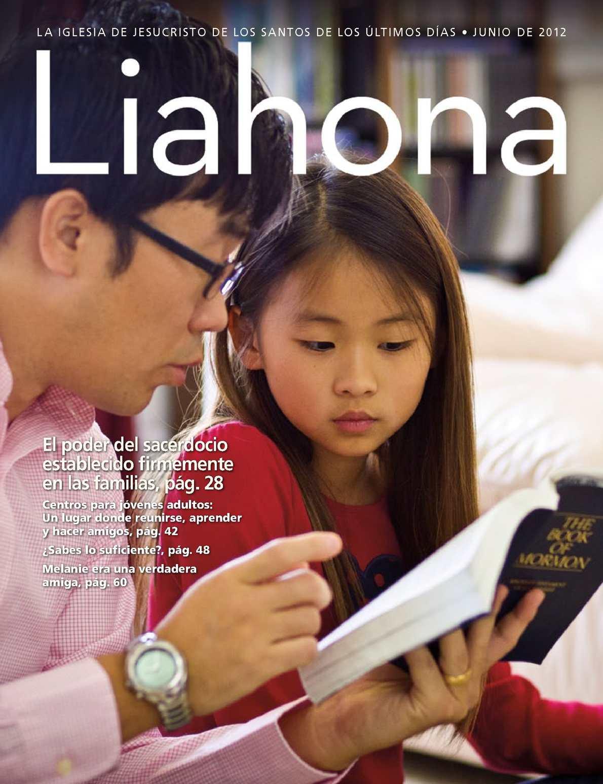 Calaméo - LIAHONA LDS JUNIO 2012