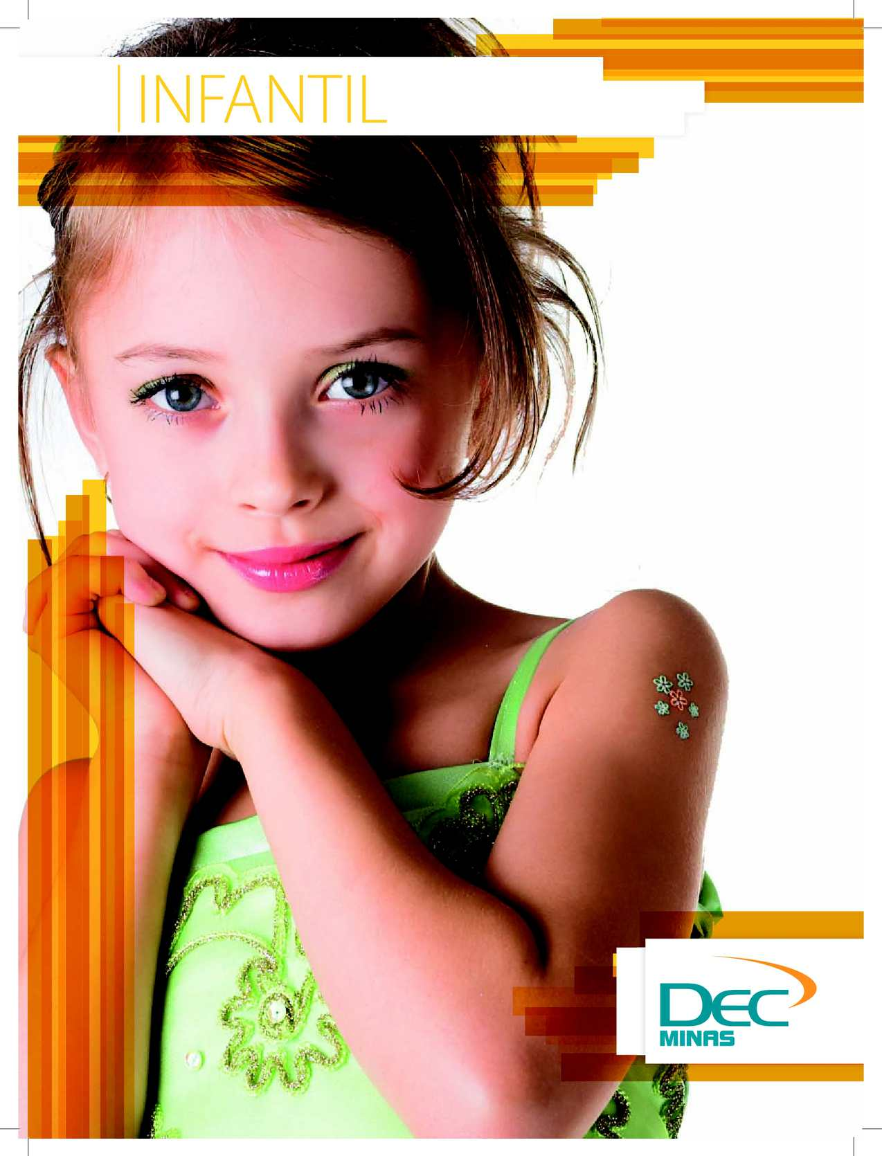 CATALOGO DEC MINAS - Infantil