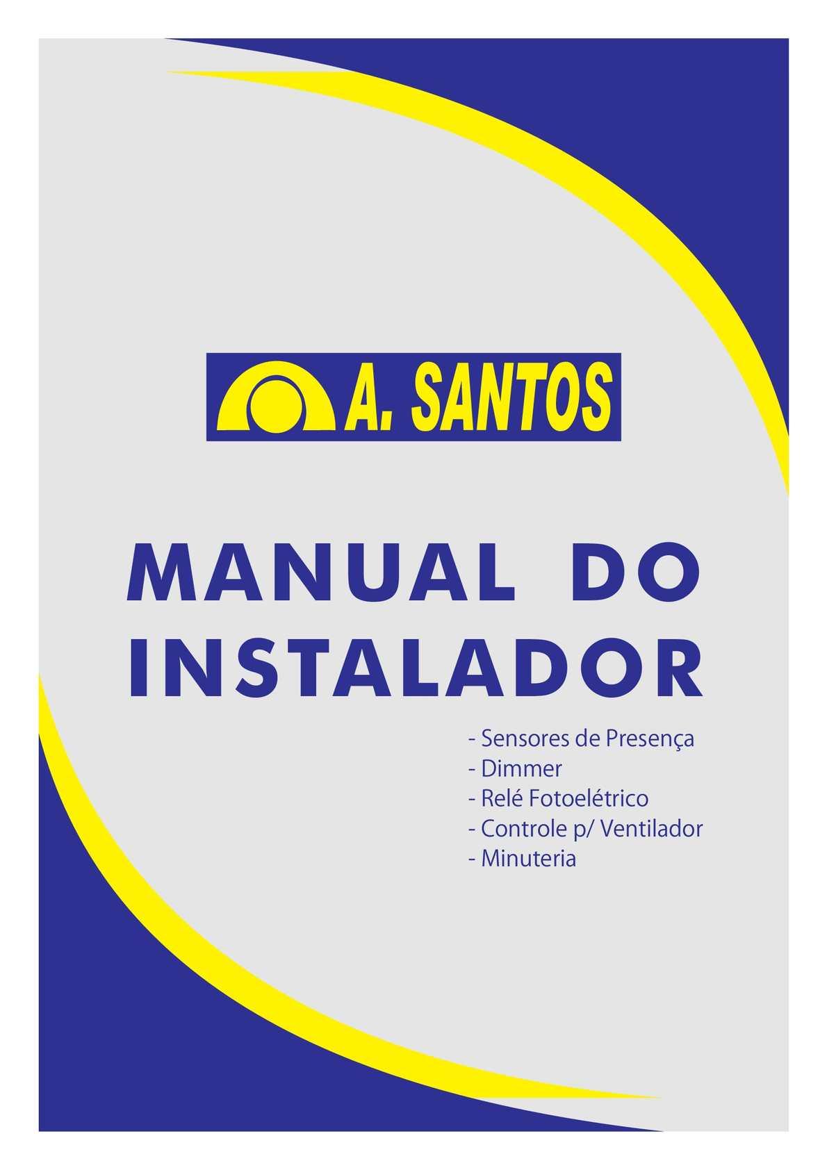 Manual do Instalador