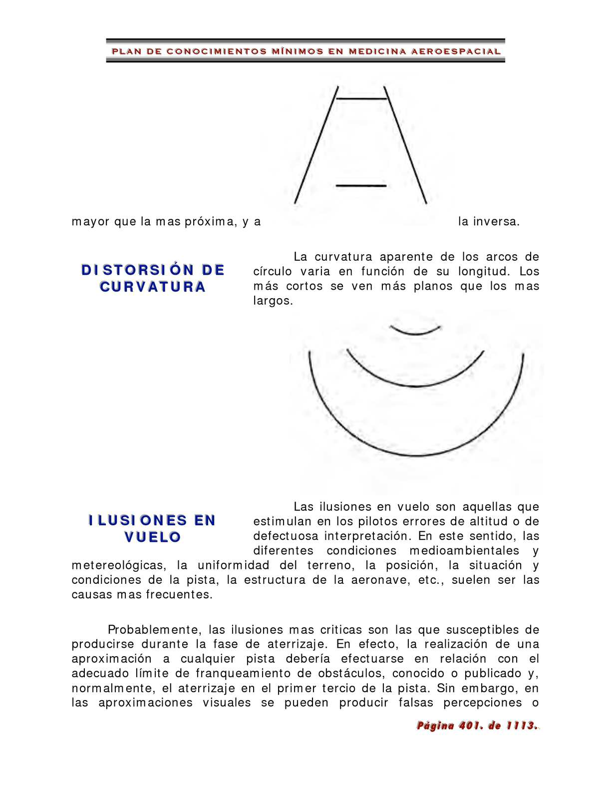 Calaméo - Plan de Conocimientos Mínimos en Medicina Aeroespacial 2º ...