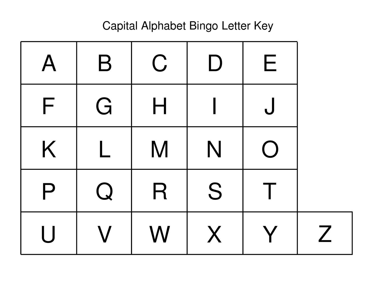 graphic relating to Letter Bingo Printable titled letter q bingo