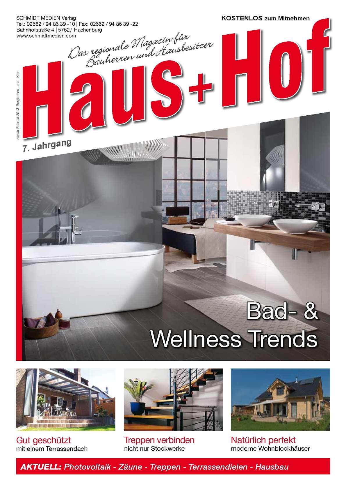 Calaméo - Haus + Hof HSK 2013-1