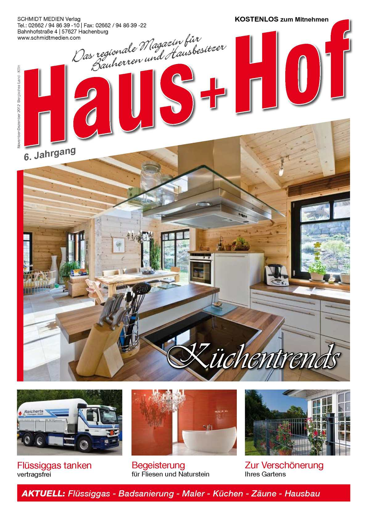 Calaméo - Haus + Hof HSK 2012-4