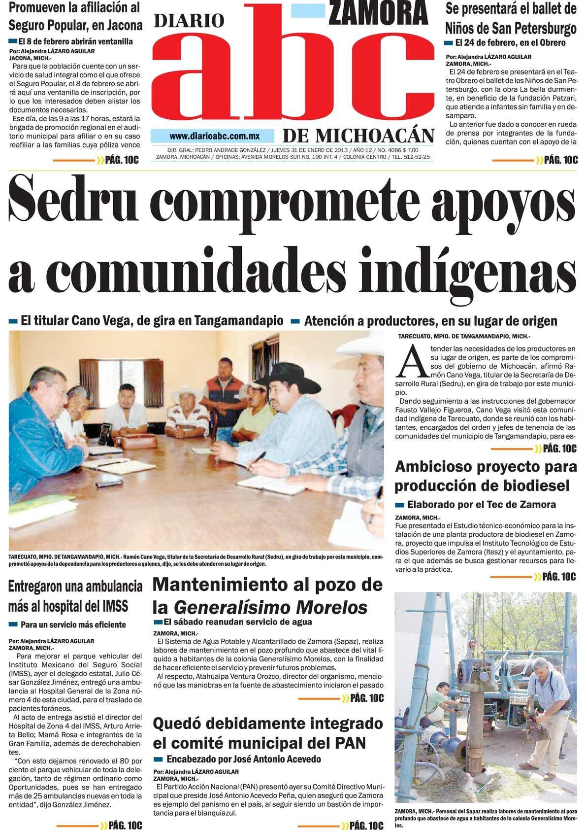 Calaméo - 2013-01-31ZAMORA