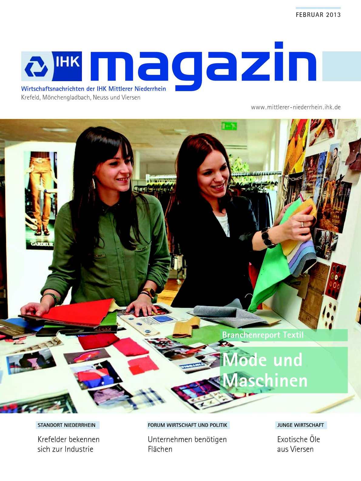 Calaméo - IHK Magazin Februar 2013