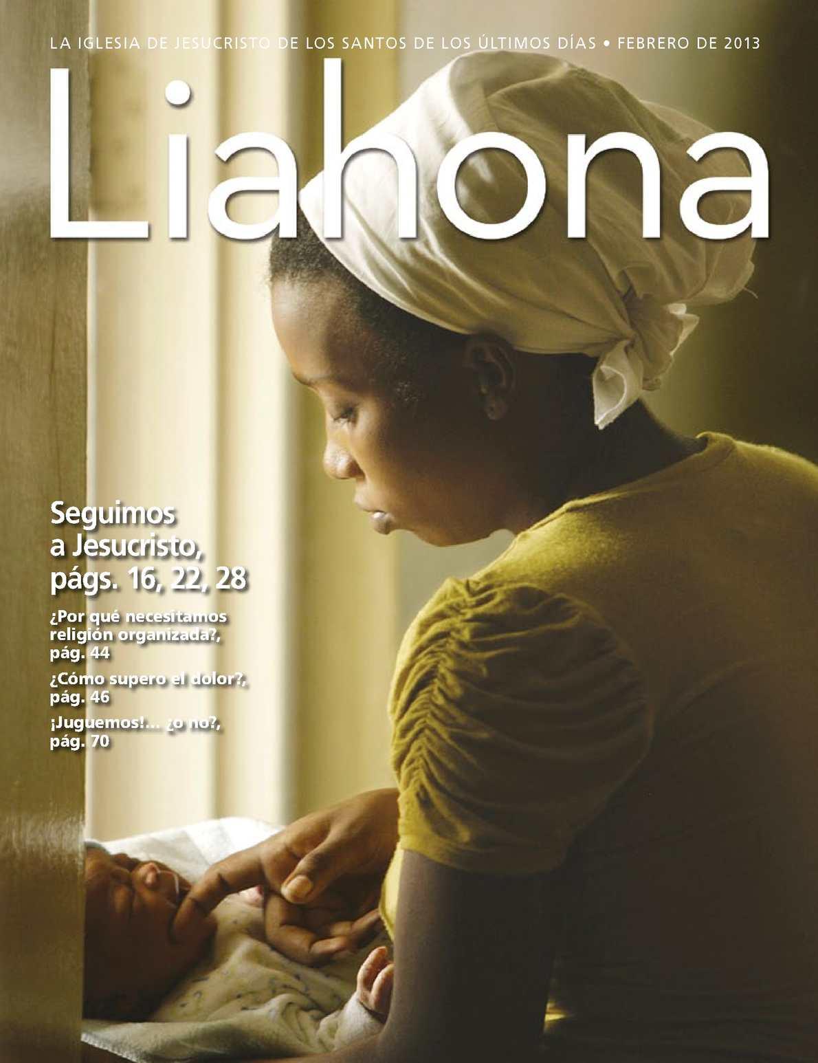 Calaméo - LIAHONA LDS FEBRERO 2013