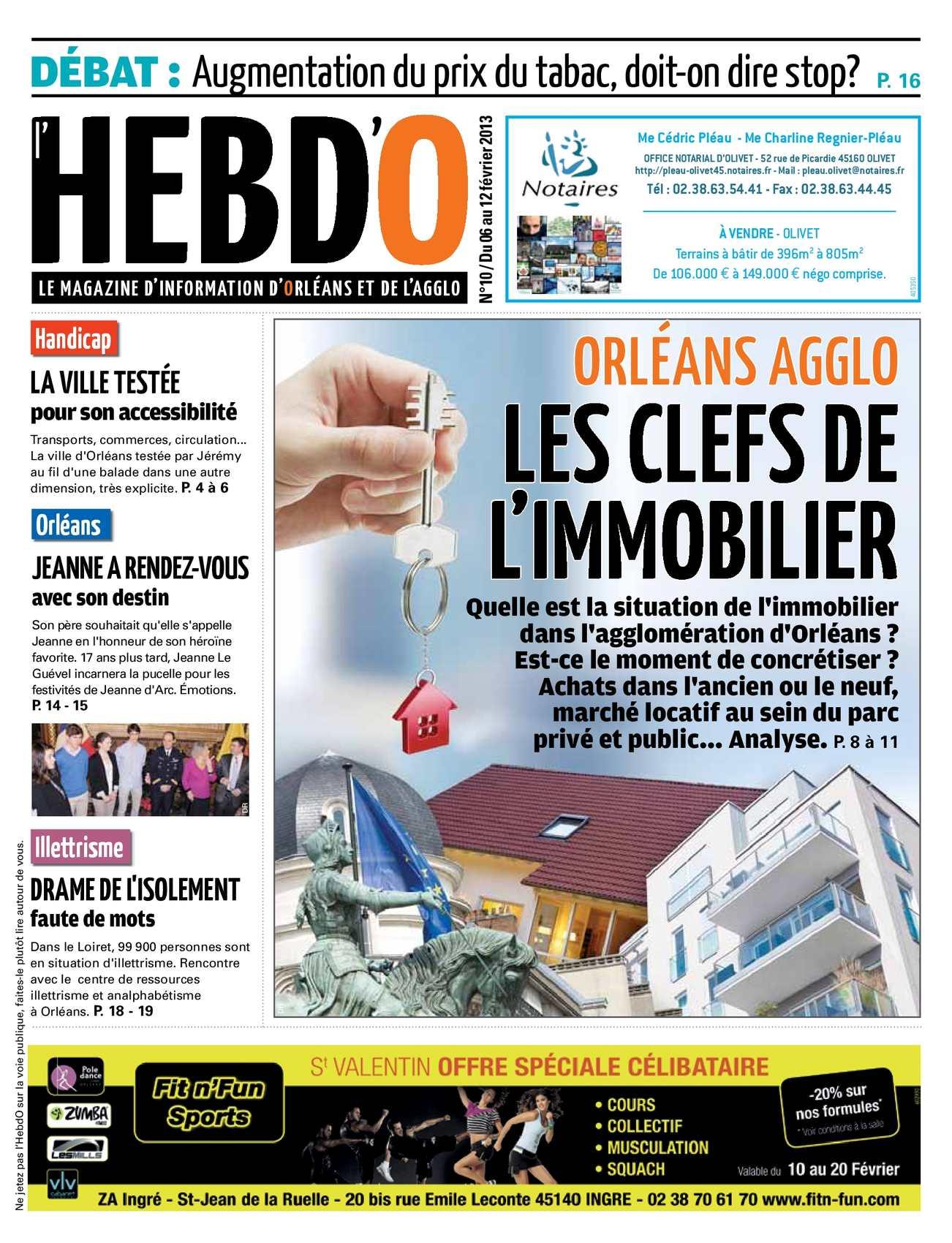 calam o l 39 hebdo n 10 magazine d 39 actualit et d 39 information sur orleans et l 39 agglo. Black Bedroom Furniture Sets. Home Design Ideas
