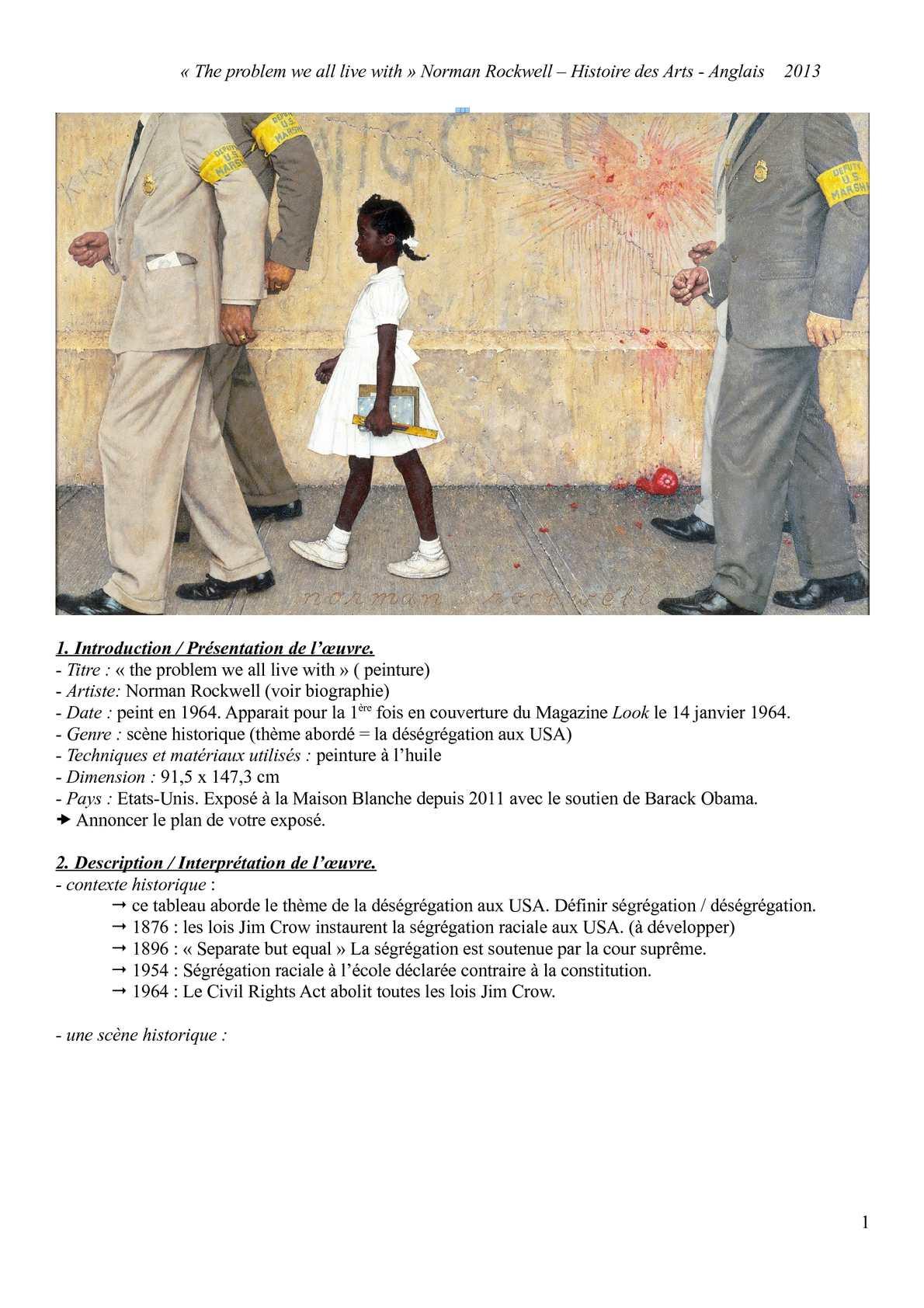 Calam o histoire des arts fad 2013 - La chambre des officiers contexte historique ...