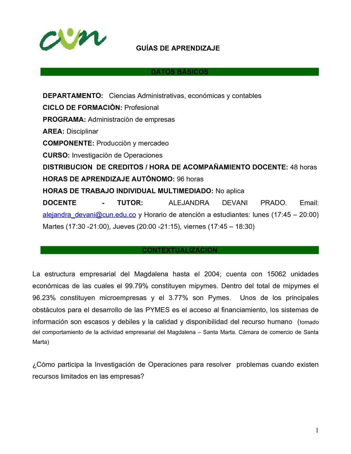 Calaméo - GUIA DE APRENDIZAJE
