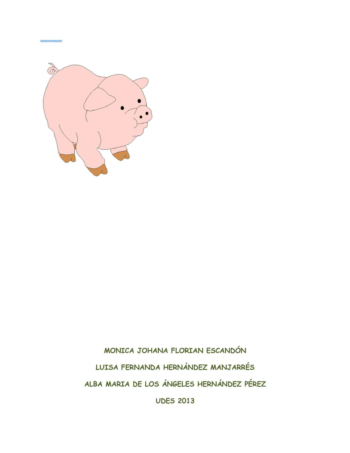 Anatomia y fisiología del cerdo - CALAMEO Downloader