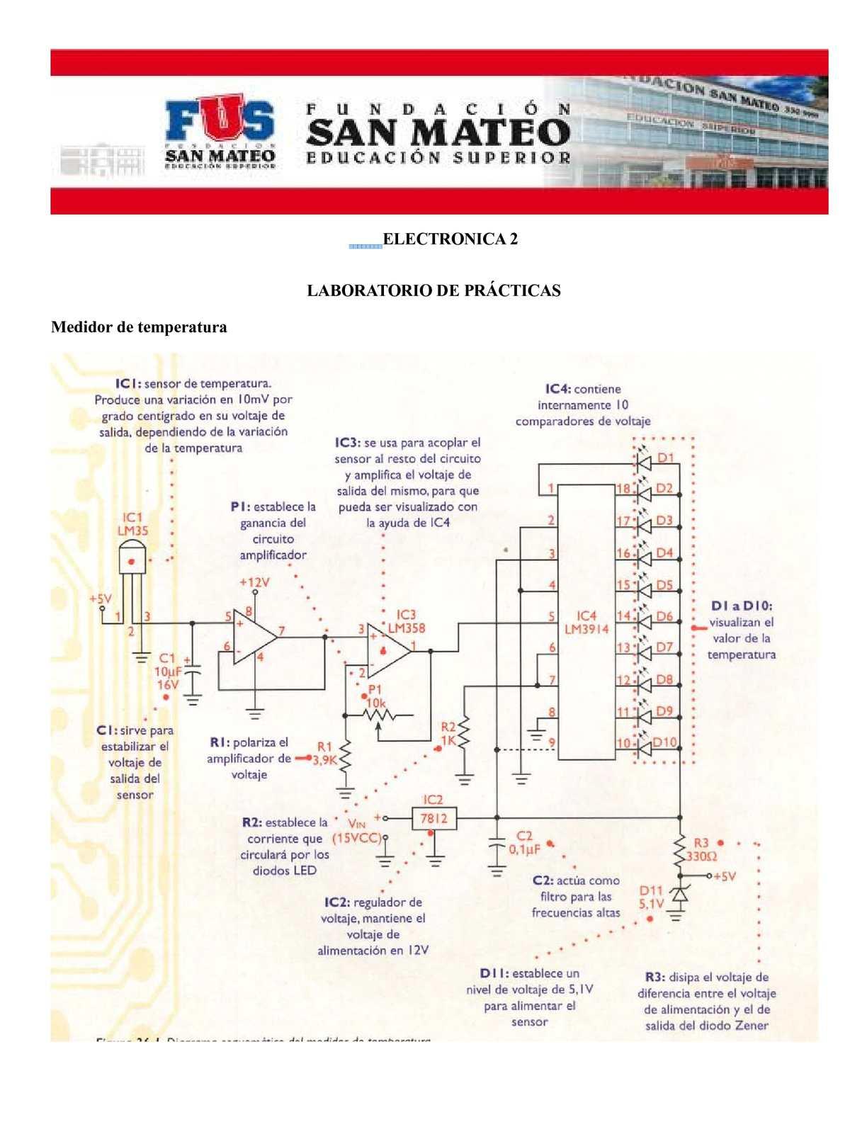 Practicas de electronica 2