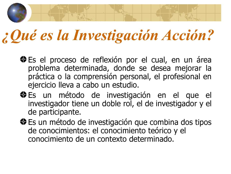 Calam o la investigacion accion for La accion educativa en el exterior