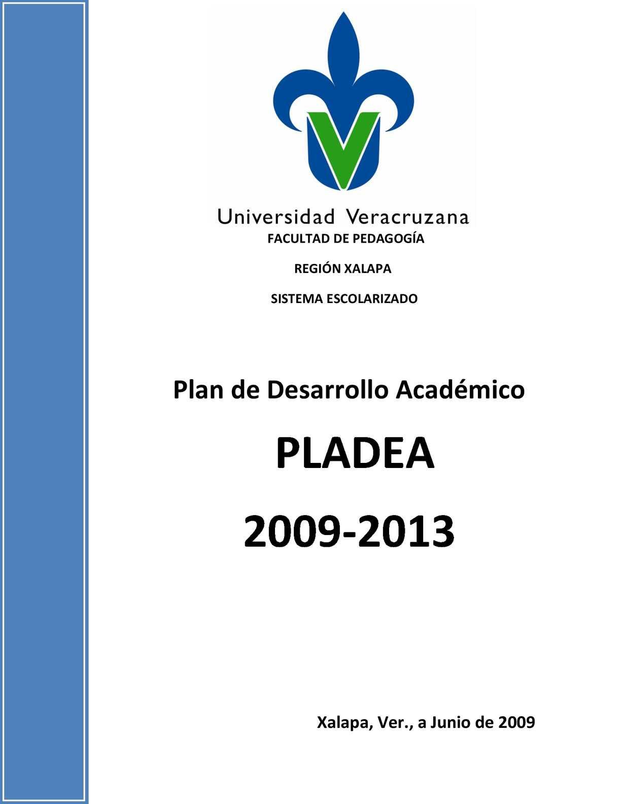 Calam o informe de labores 2011 for Universidades en xalapa
