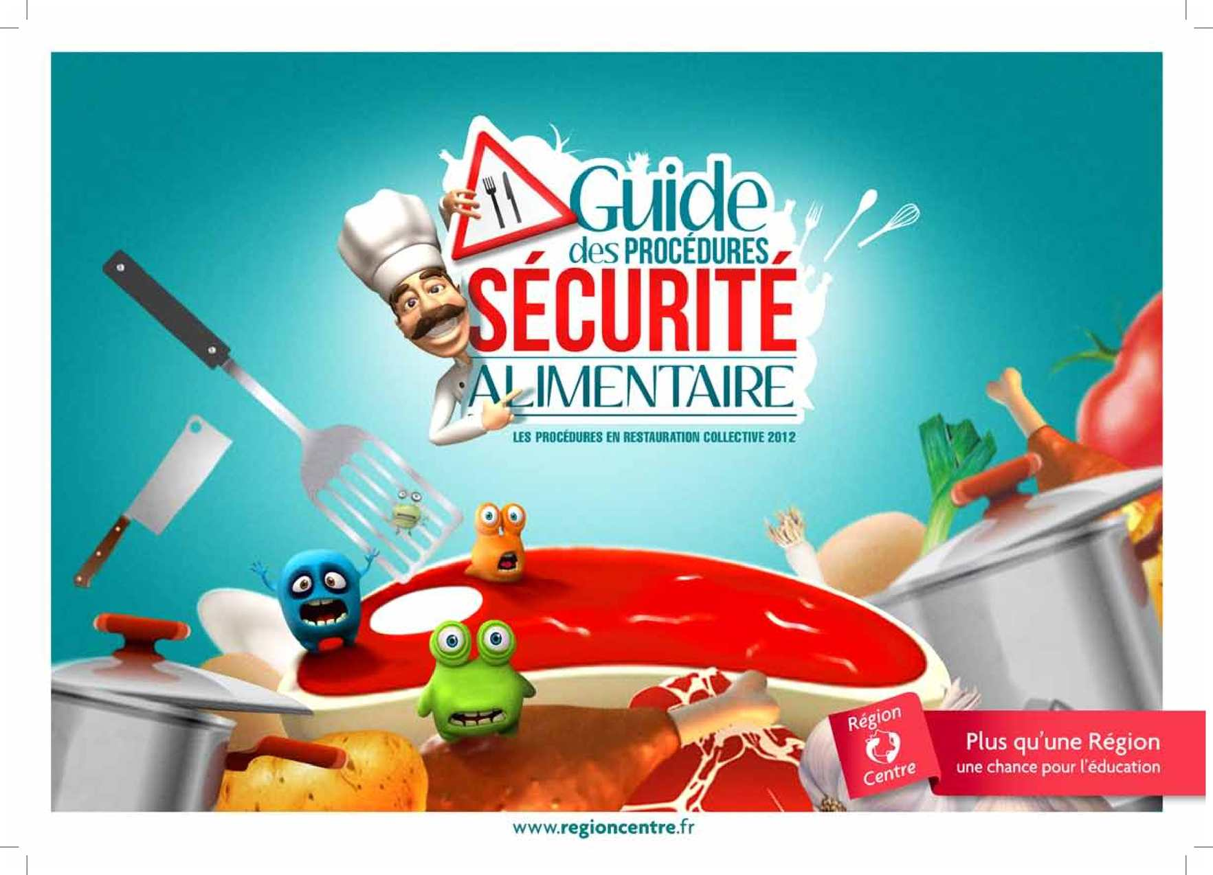 Guide Securite Alimentaire 2012