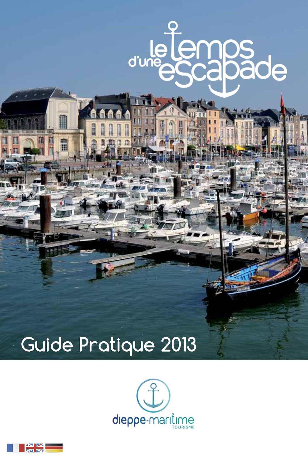 Calam o guide pratique 2013 office de tourisme dieppe maritime - Dieppe office du tourisme ...