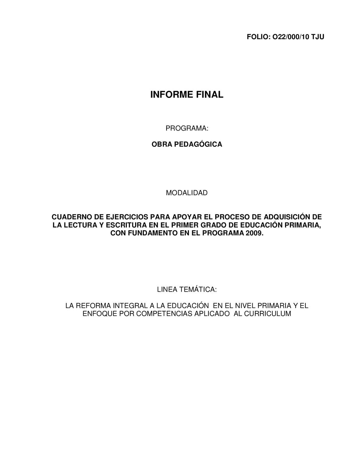 Calaméo - Cuaderno de ejercicios para apoyar el proceso de ...