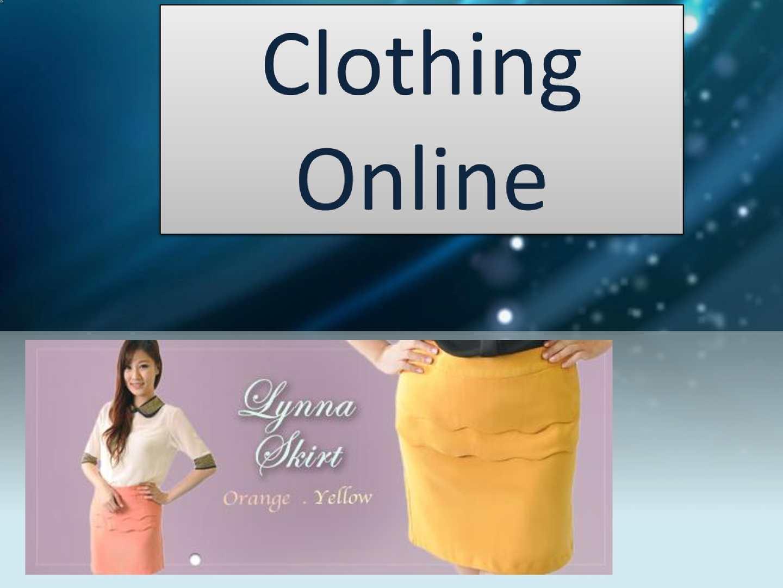 Интернет Одежда Онлайн