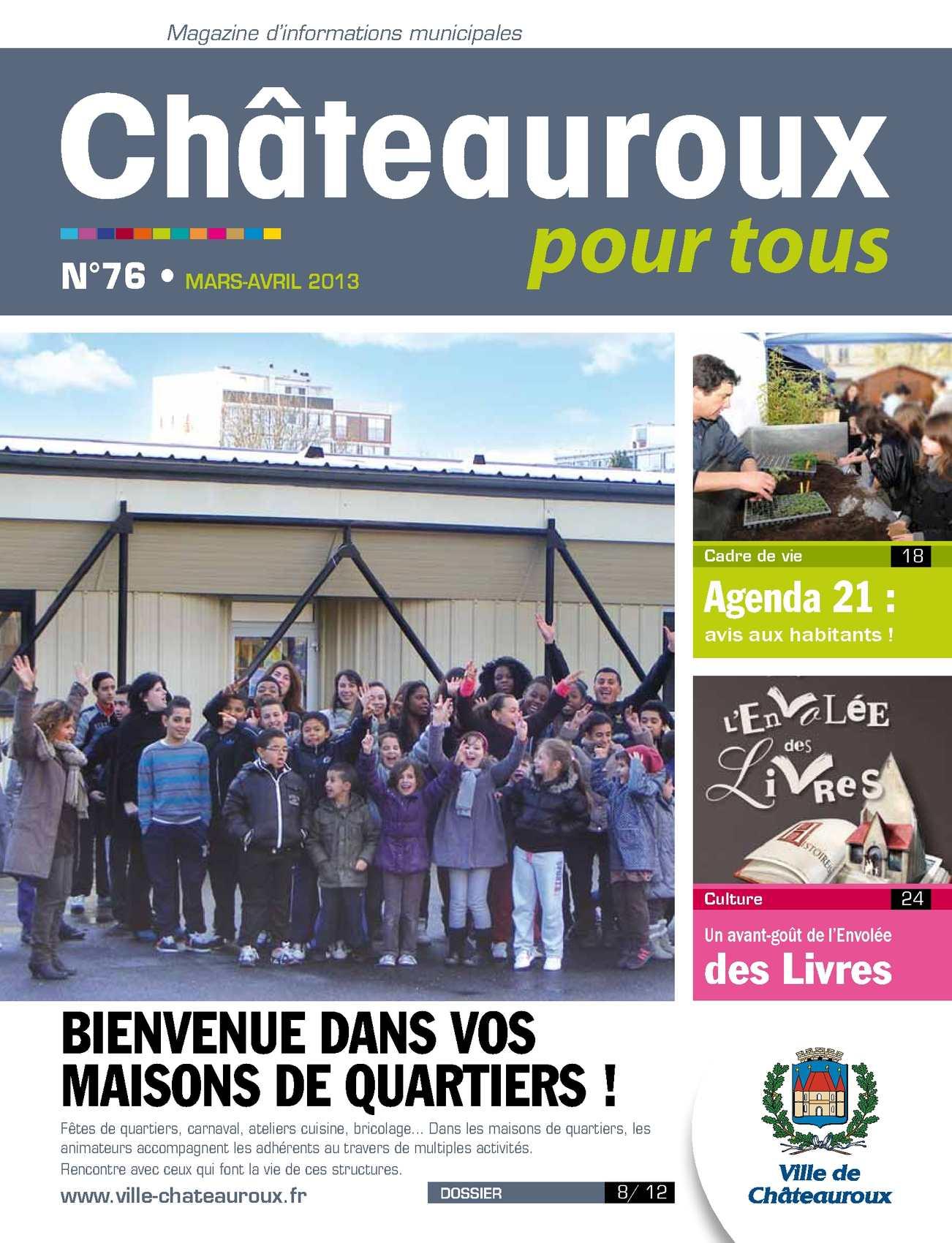 rencontre com Châteauroux