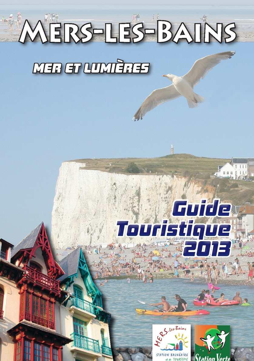 Calam o guide touristique 2013 office de tourisme de - Office de tourisme de mers les bains ...