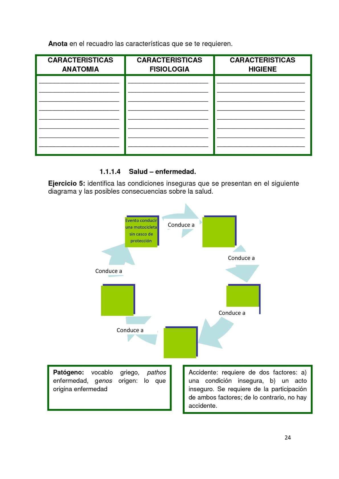 Cuaderno de ejercicios para desarrollar las competencias ...
