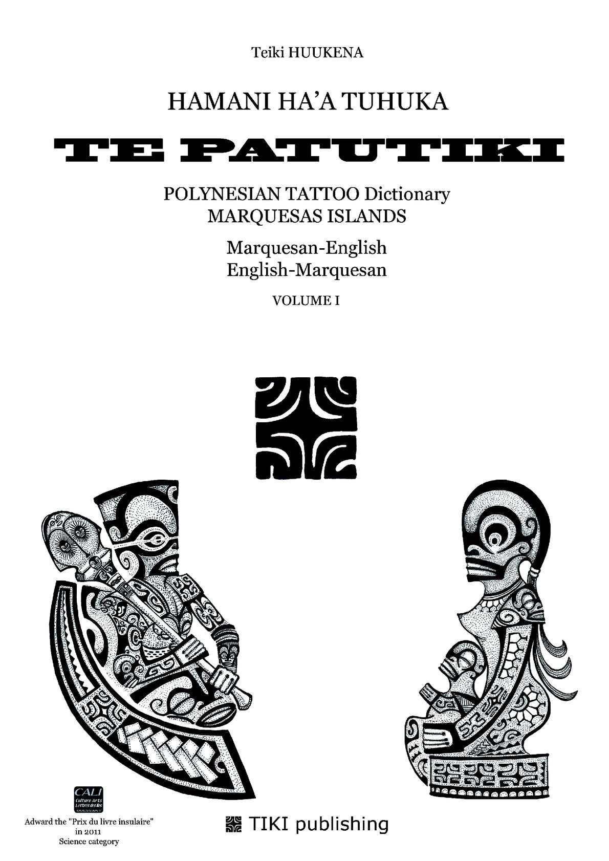 HAMANI HA'A TUHUKA TE PATUTIKI - English