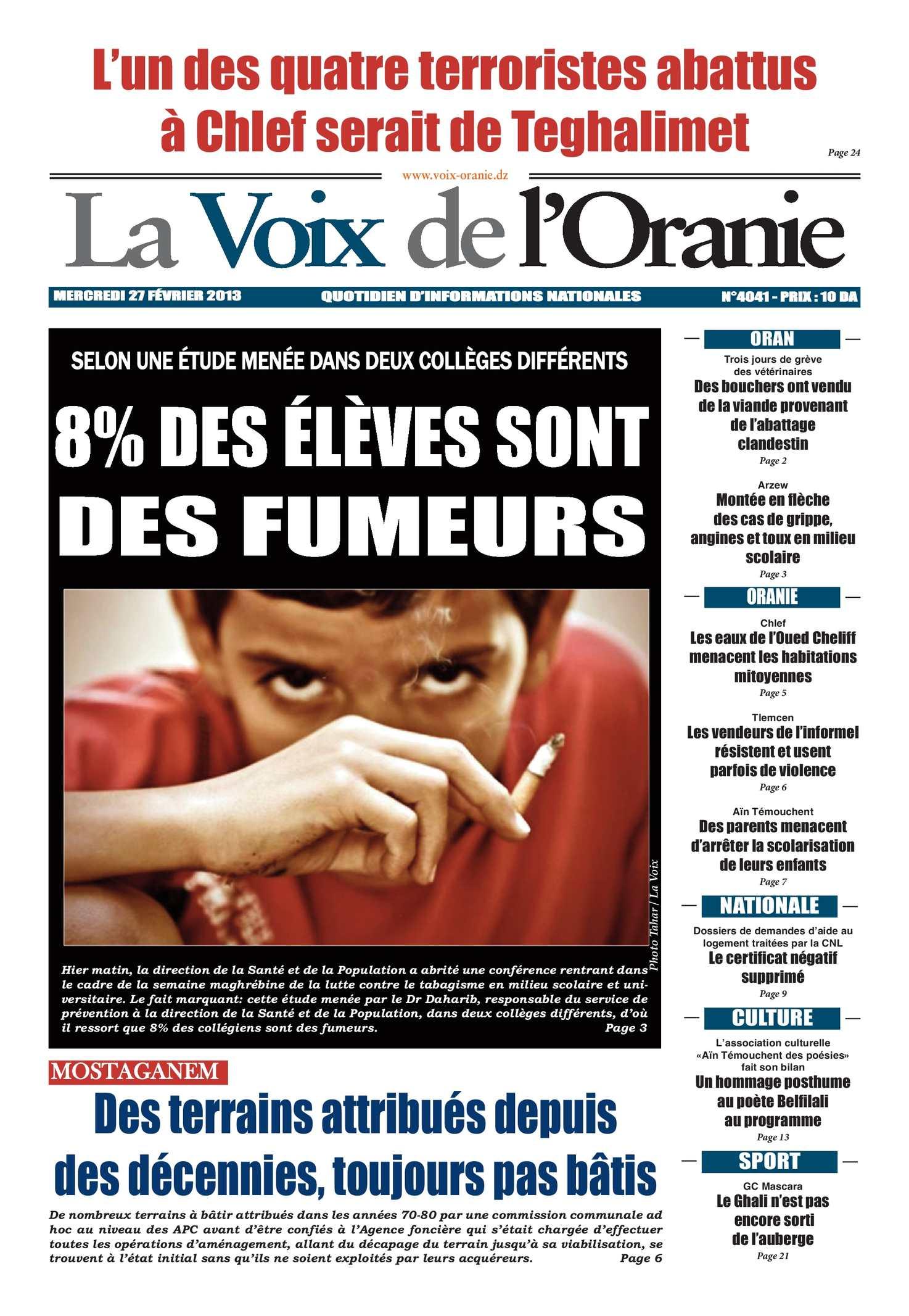 voix-oranie 27-02-2013