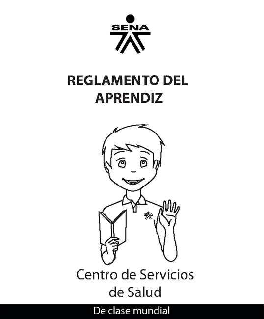 REGLAMENTO DEL APRENDIZ CENTRO DE SERVICIOS DE SALUD