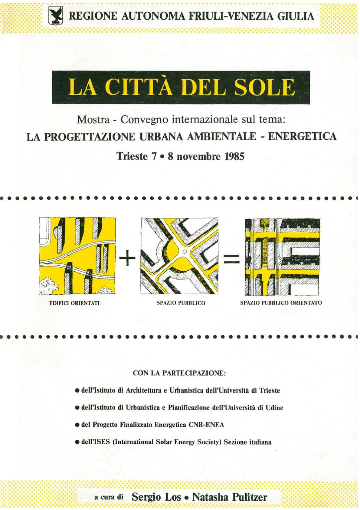 LA CITTA' DEL SOLE