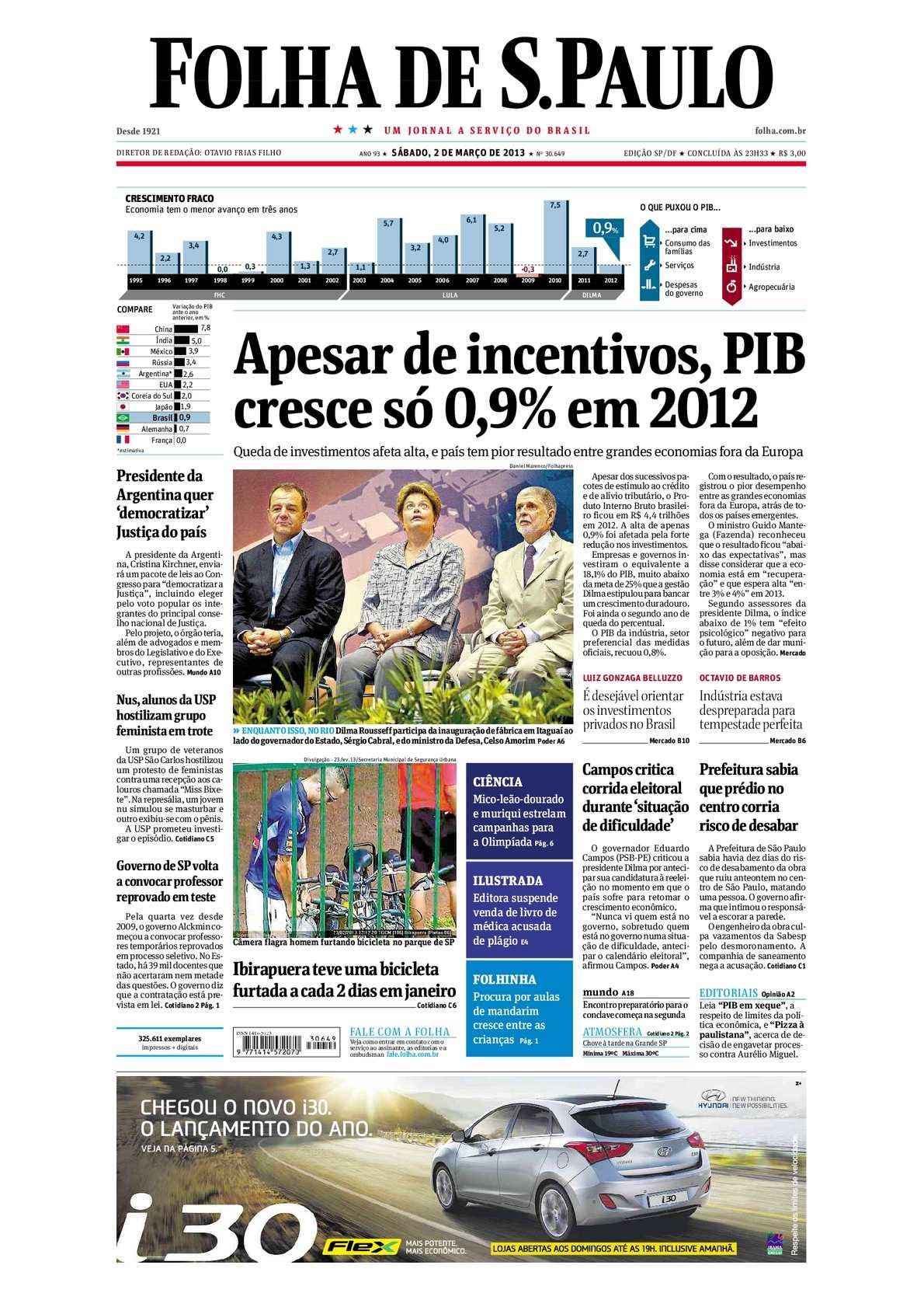 6e17e6f7a0 Calaméo - Folha de São Paulo - 02 03 13