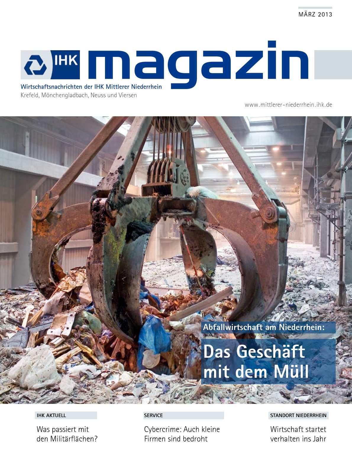 Calaméo - IHK Magazin März 2013