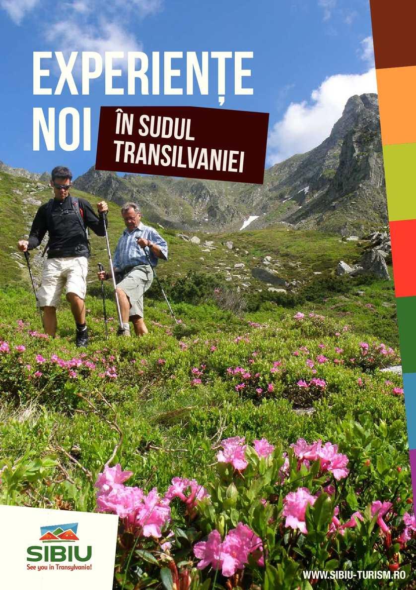 Experienţe noi în sudul Transilvaniei