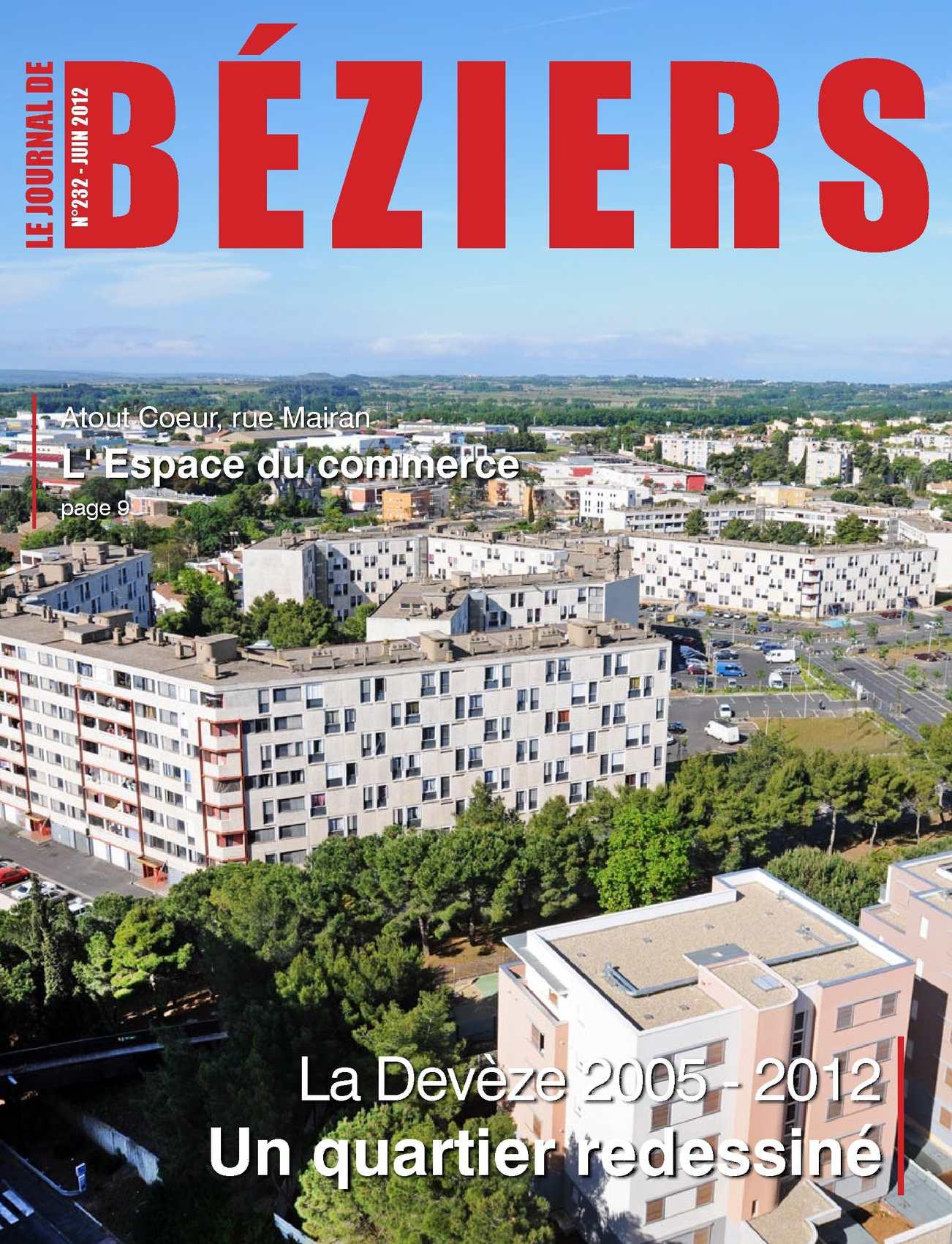 Calaméo Journal de Béziers juin 2012