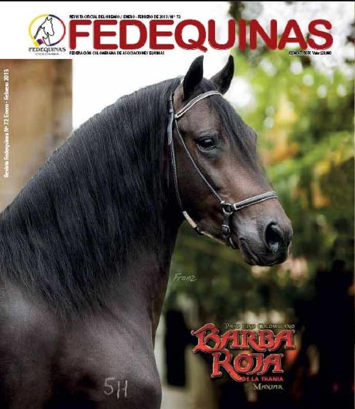 Revista Fedequinas N°72