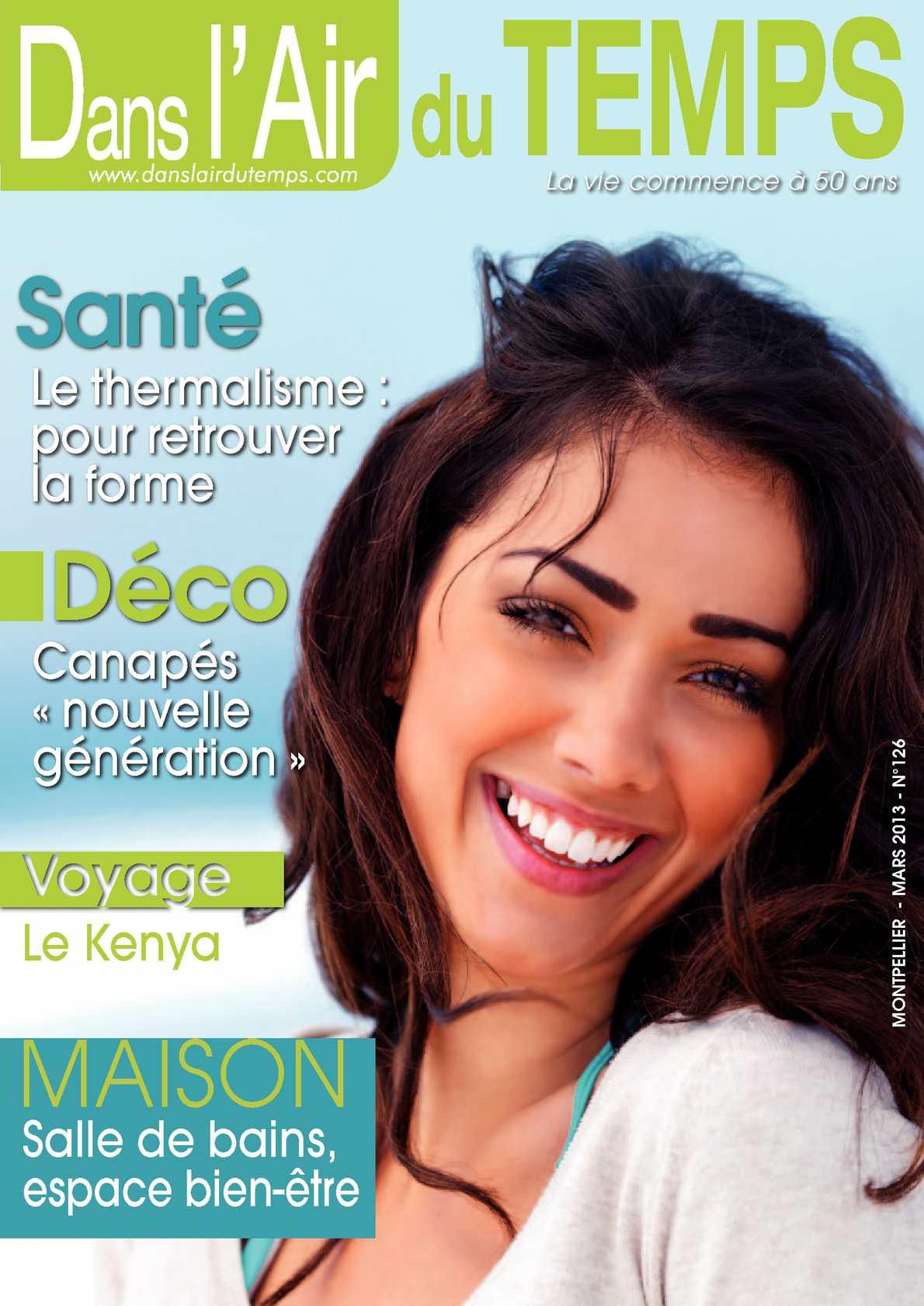 Calaméo - Air du temps Montpellier Mars 2013 N°126 594c88f79d8