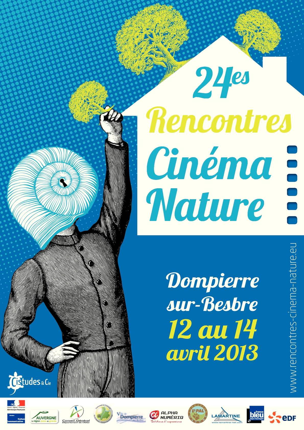 25e rencontres cinema-nature