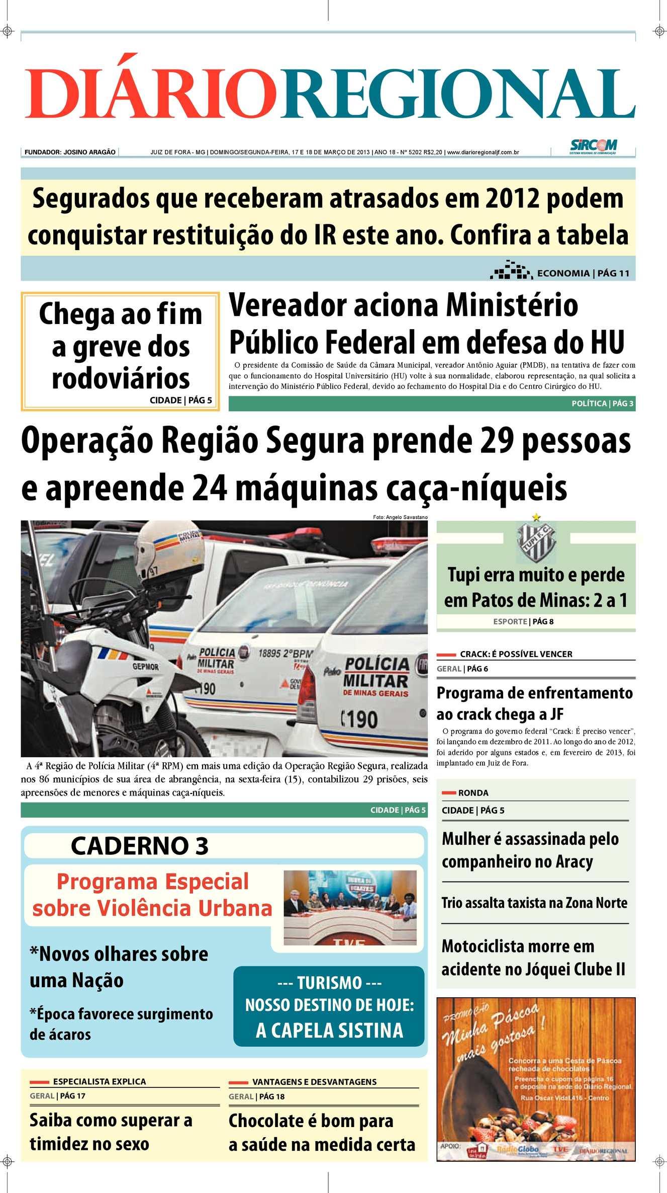 f8fbb14146 Calaméo - Edição 17 e 18 03 2013