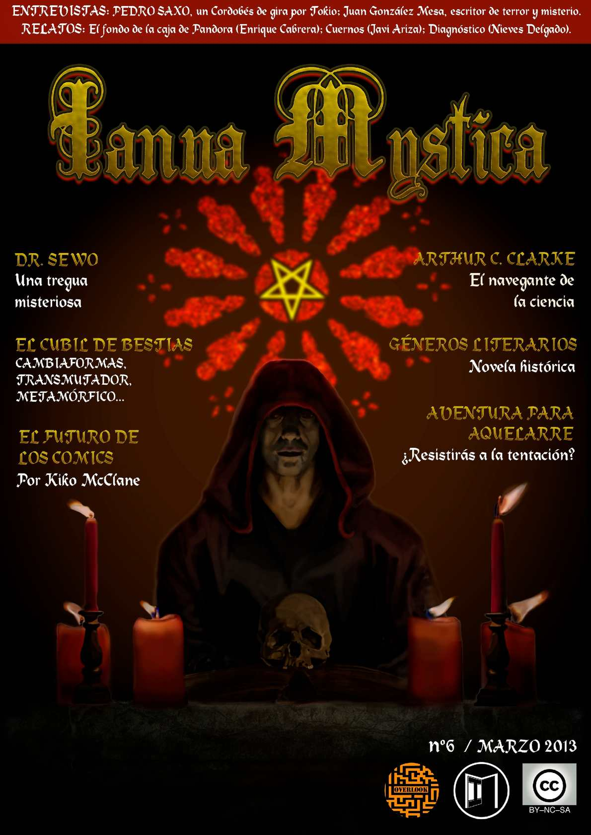 Calaméo - Ianua Mystica Nº6 - Marzo 2013