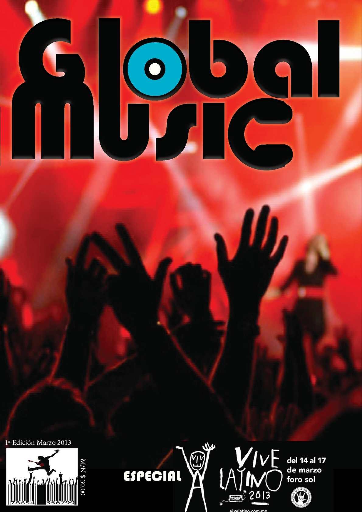 Revista Global Music