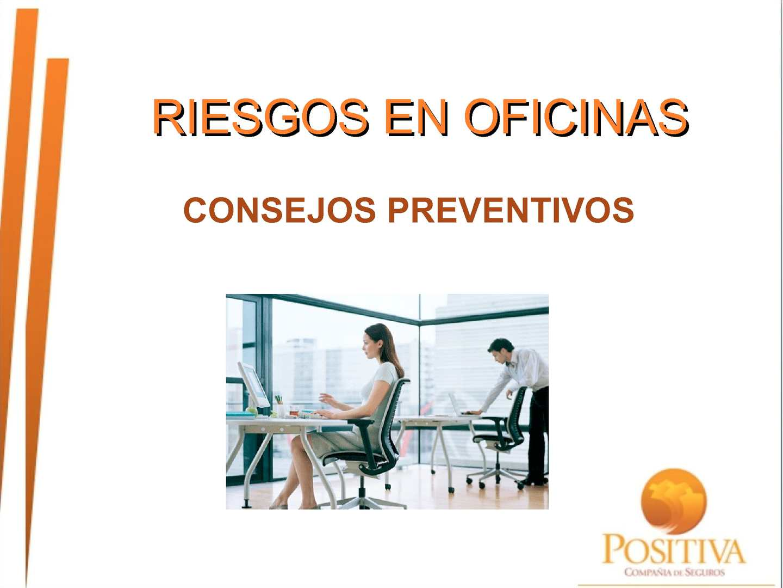 Calam o prevencion de accidentes en oficinas for Riesgos laborales en oficinas