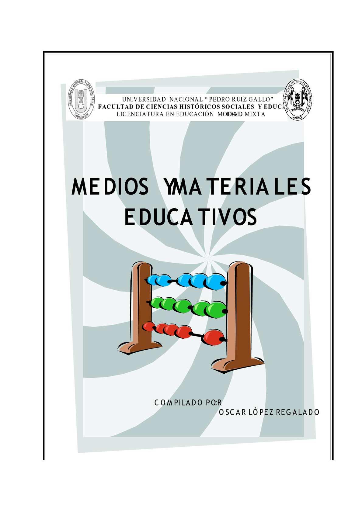 los-medios-y-materiales-educativos