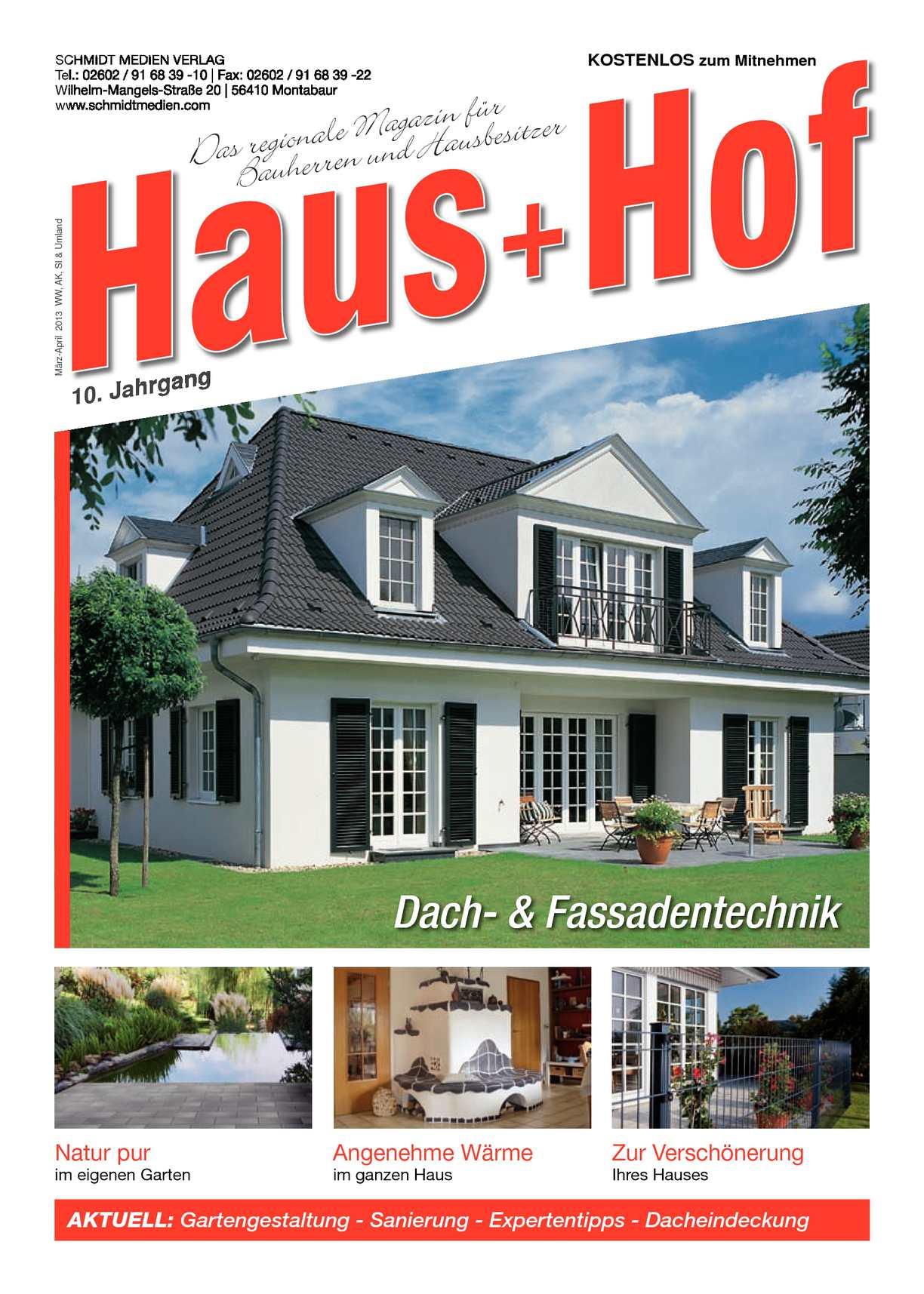 Calaméo - Haus + Hof WW 2012-4