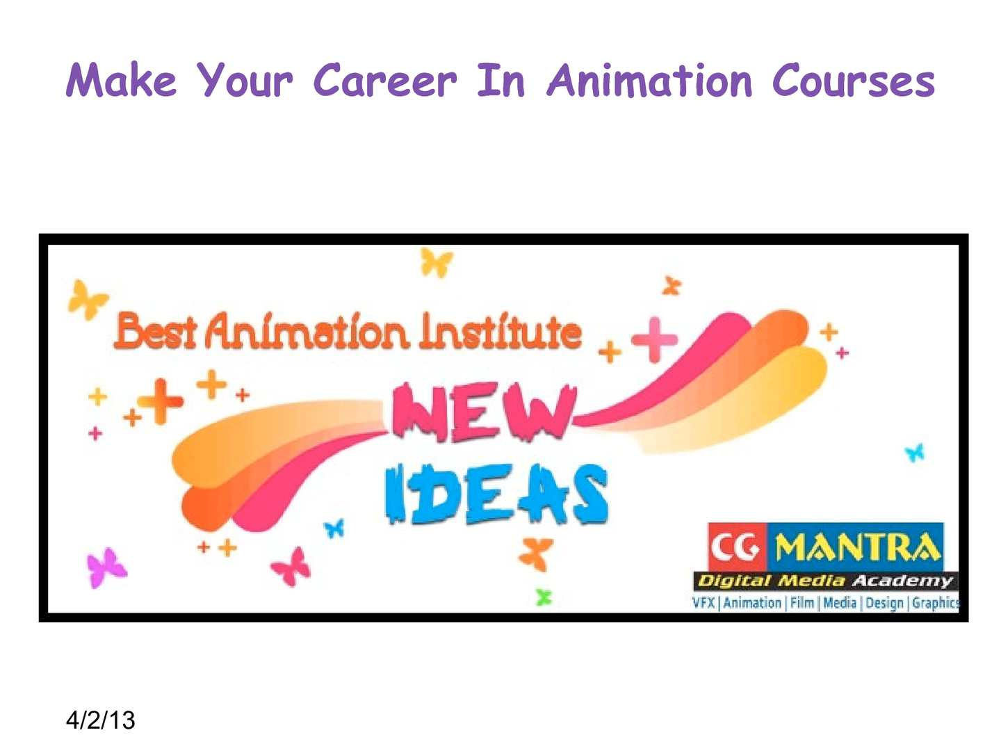 digital animation as a career Individuals searching for digital animation careers: options and requirements found the following resources, articles, links, and information helpful.